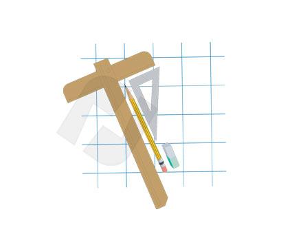 Drafting Tools Clip Art Drawing Tools Vector Clip Art