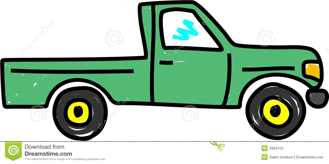 Clip Art Pickup Truck Clipart cartoon pickup truck clipart kid panda free images