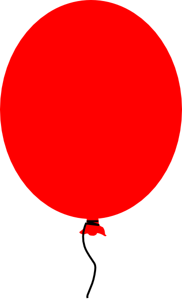 Red Balloon Clip Art   Free Cliparts That You Can Download To You
