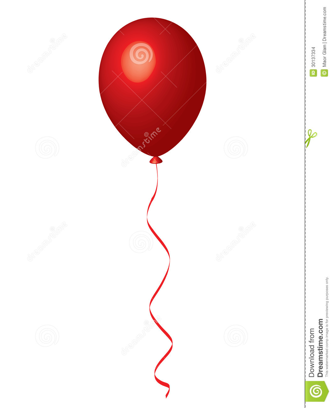 Red Balloon Clipart   Clipart Panda   Free Clipart Images