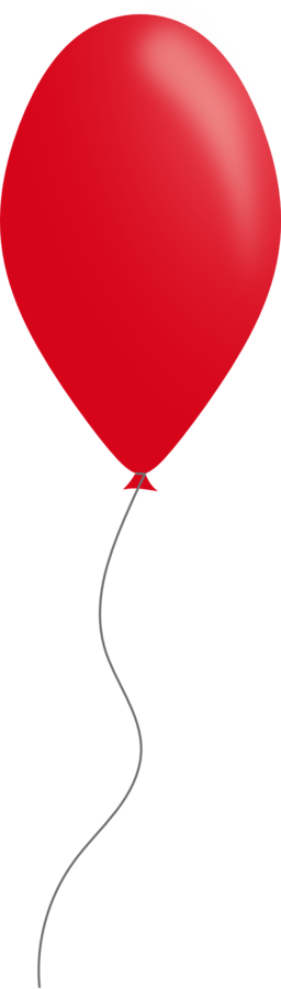 Red Balloon Clipart   I2clipart   Royalty Free Public Domain Clipart