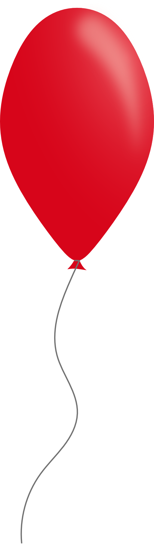 Red Balloon Clipart Red Balloon Clipart