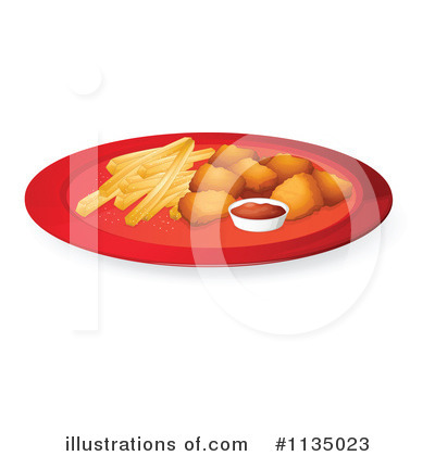 Nuggets Black And White Clipart - Clipart Kid
