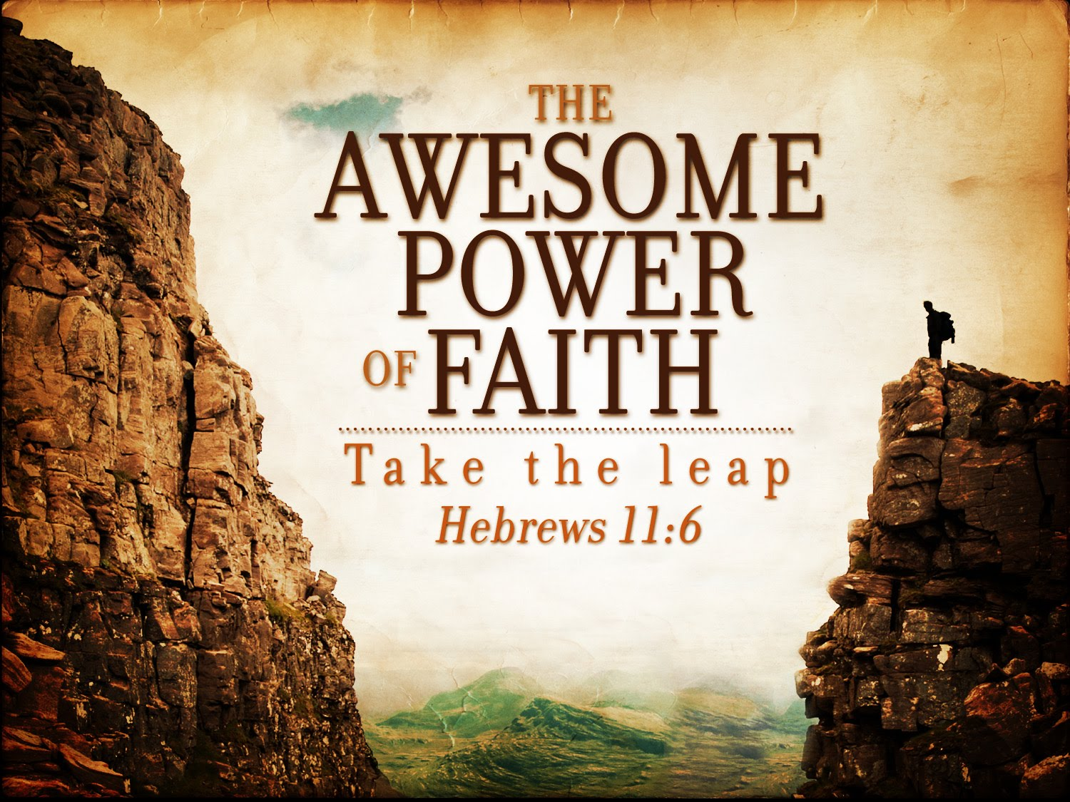 Awesome Power Of Faith2 T
