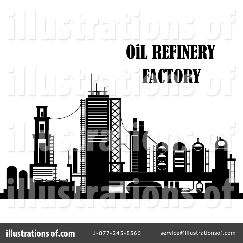 Free  Rf  Factory Clipart Illustration  1218429 By Seamartini Graphics