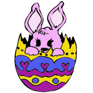 Ideas  Free Cute Funny Easter Bunny Clipart Images For Your Wall