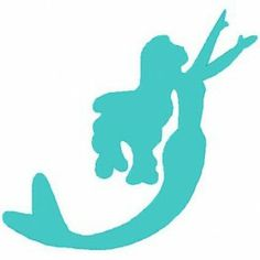 Mermaid Tail Silhouette   Clipart Panda   Free Clipart Images