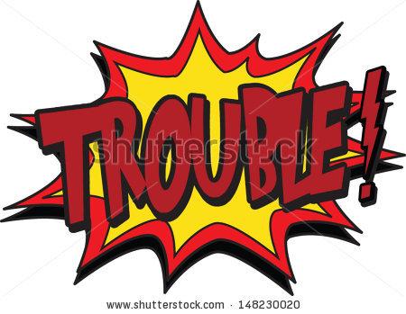 Trouble Clipart Clipart Suggest