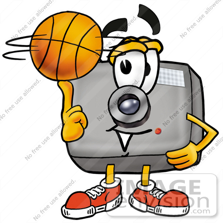 Camera Cartoon Characters Clipart - Clipart Kid
