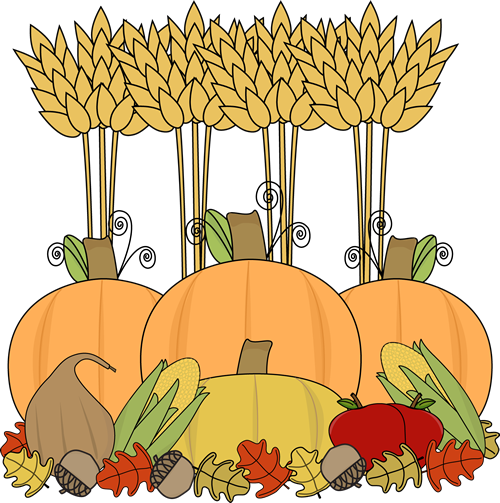 Thanksgiving Harvest Clip Art   Thanksgiving Harvest Image