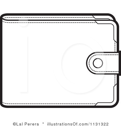 Wallet Clipart Royalty Free Wallet Clipart Illustration 1131322 Jpg