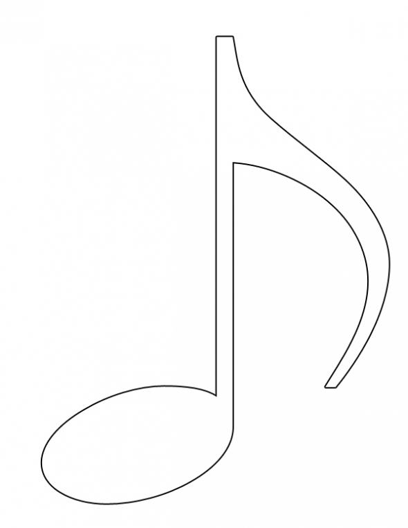 An Eighth Note   Free Cliparts That You Can Download To You Computer