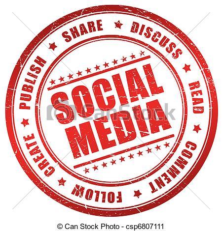 Social Media Logo Clipart - Clipart Kid