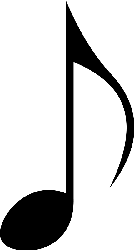 Eighth Note Music Clipart Pictures Png 16 23 Kb Harp 1 Music Clipart