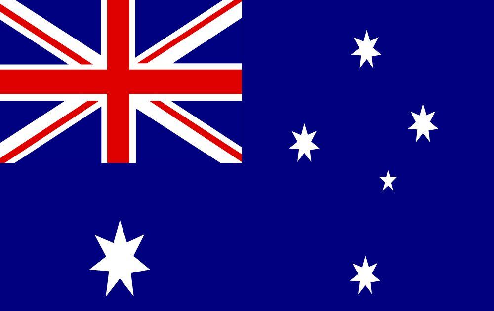 Australia Flag Clipart - Clipart Kid
