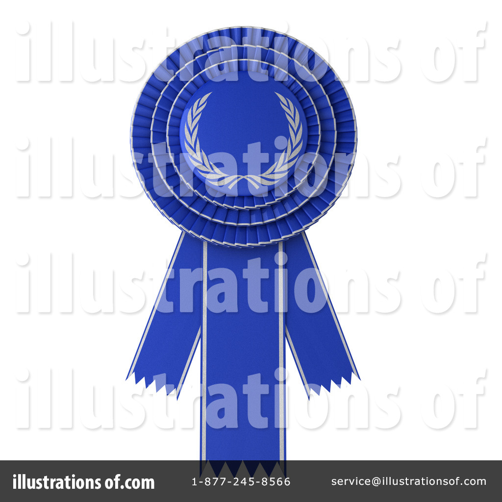 Award Ribbon Clipart  1077596 By Stockillustrations   Royalty Free  Rf