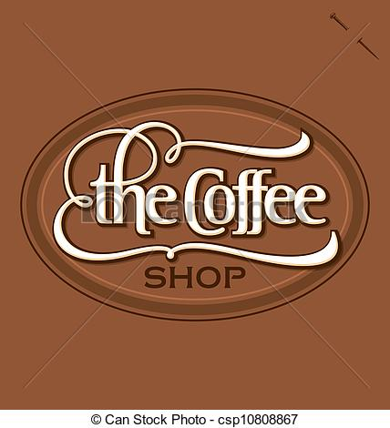 Coffee Shop Hand    Csp10808867   Search Clipart Illustration