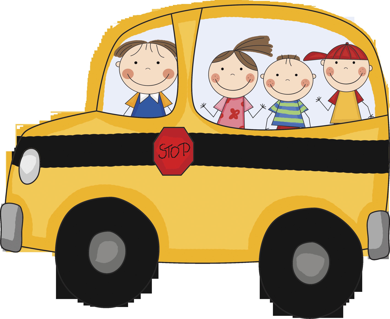 School Bus Rules Clipart - Clipart Kid