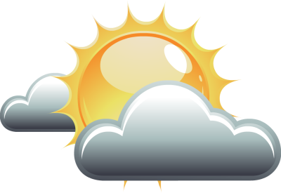 Cloudy Day Clipart - Clipart Suggest