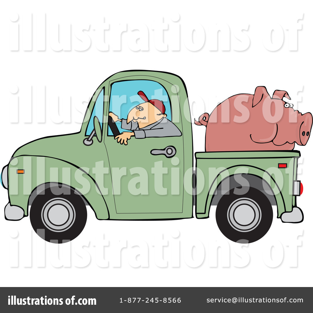 Driver Clipart  1127089 By Djart   Royalty Free  Rf  Stock