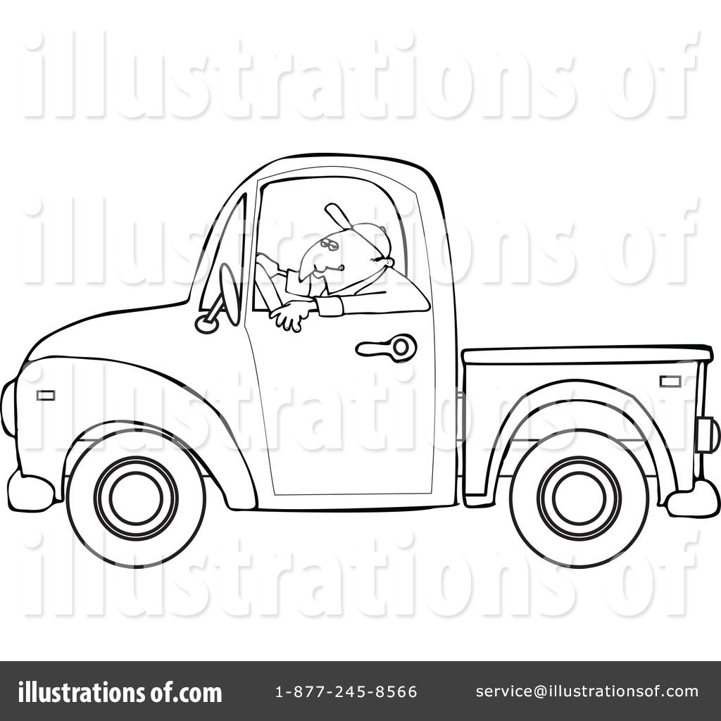 Driver Clipart  1127090 By Djart   Royalty Free  Rf  Stock