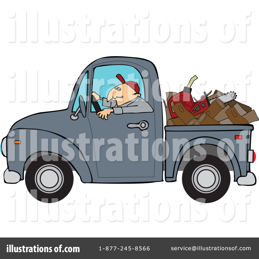 Driver Clipart  1127096 By Djart   Royalty Free  Rf  Stock