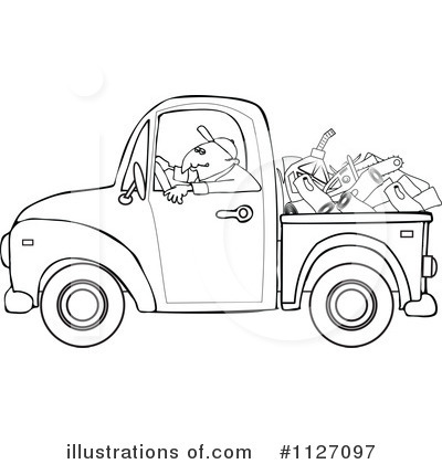 Driver Clipart  1127097 By Djart   Royalty Free  Rf  Stock