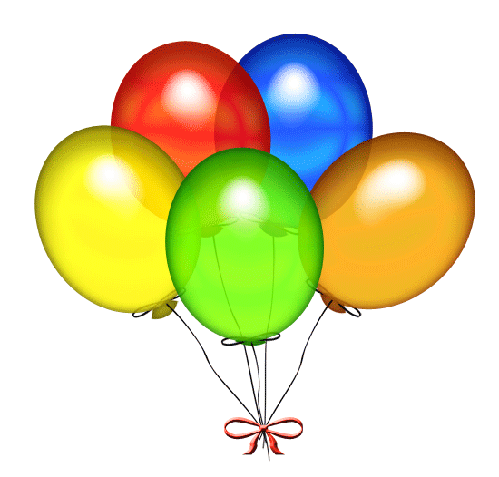 Free Birthday Balloon Clip Art   Clipart Panda   Free Clipart Images