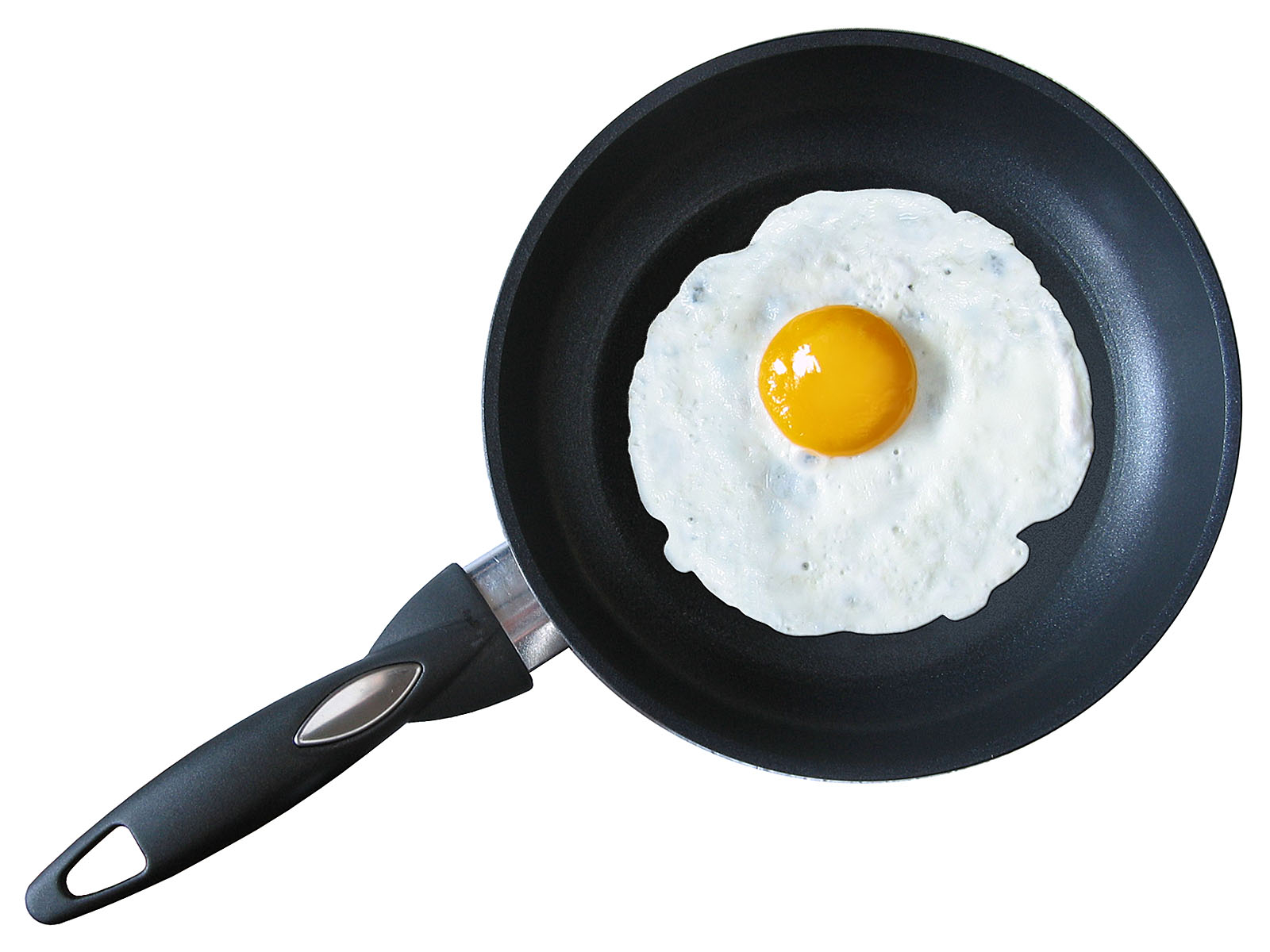 Egg In A Frying Pan Clipart - Clipart Kid