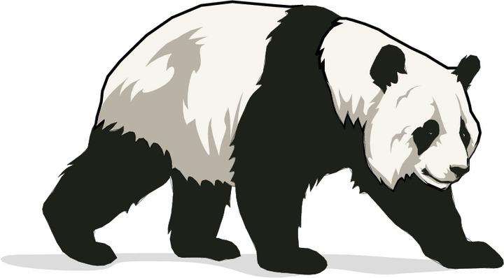 clipart panda medicine - photo #38