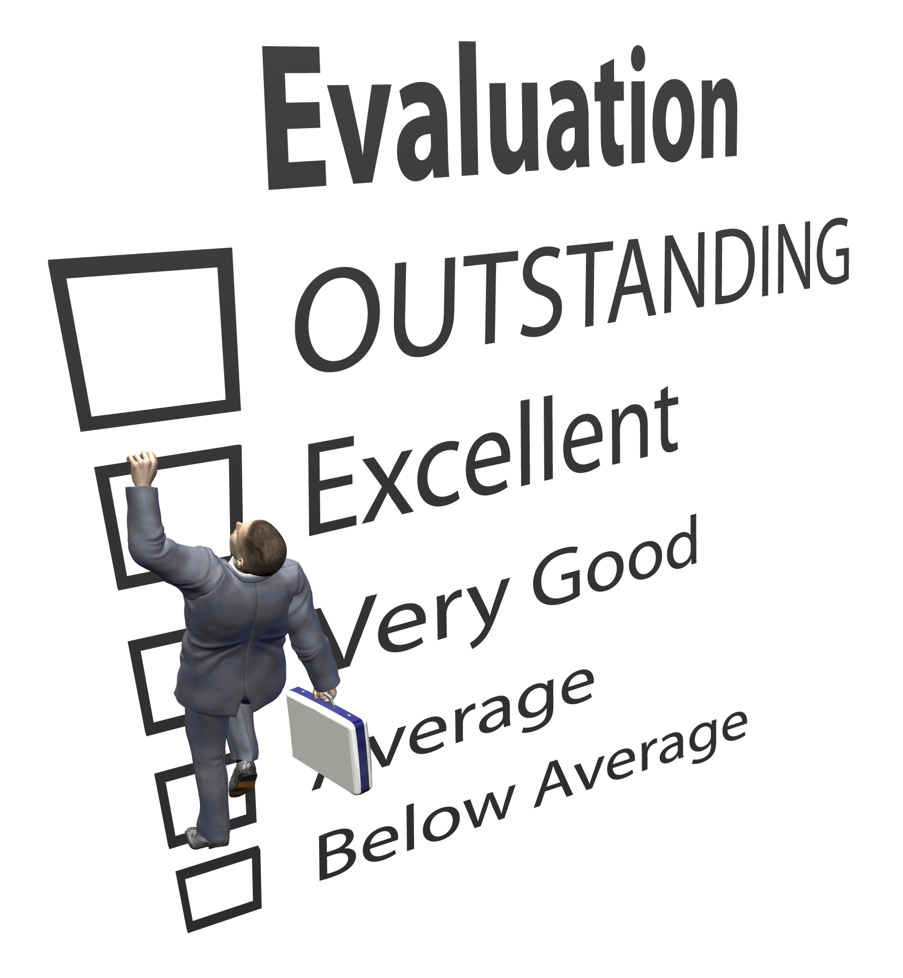 Employee Evaluation Clipart - Clipart Kid