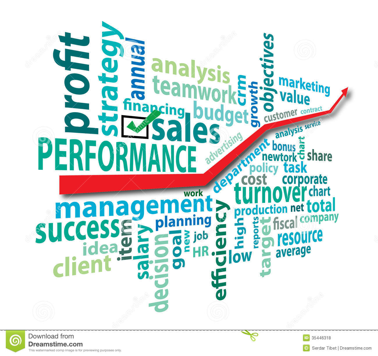 Performance Tag Cloud Royalty Free Stock Photos   Image  35446318