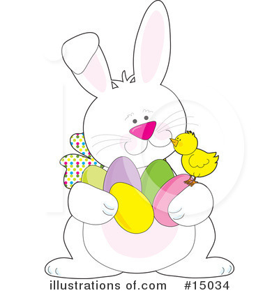 Royalty Free Easter Clipart Illustration 15034 Jpg