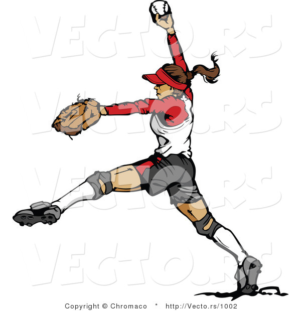 Baseball Player Pitching Clipart   Clipart Panda   Free Clipart Images