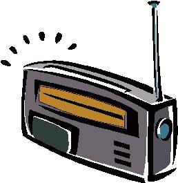 radio clipart clipart kid
