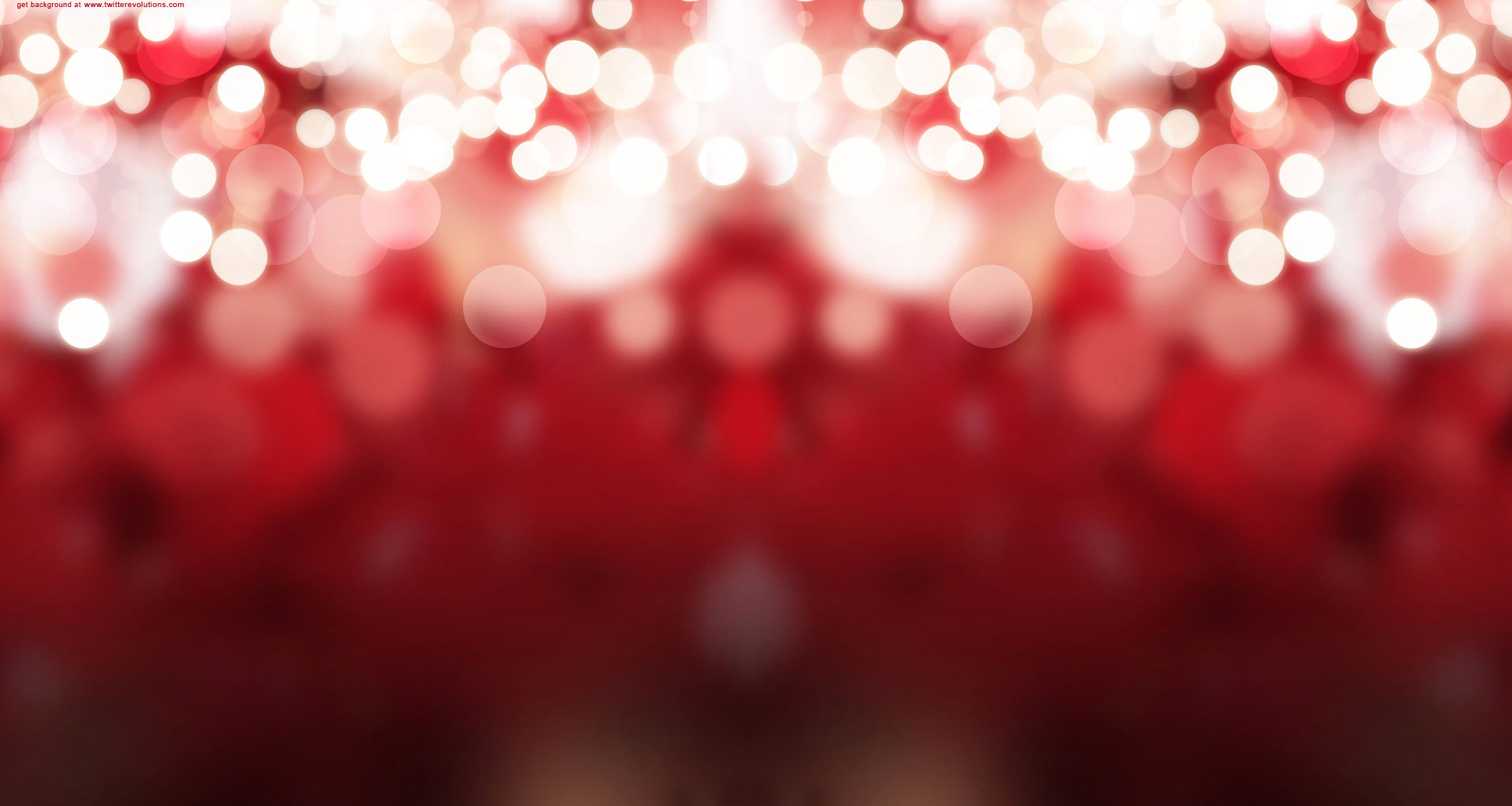 Red Christmas Lights Twitter Background   Twitterevolutions