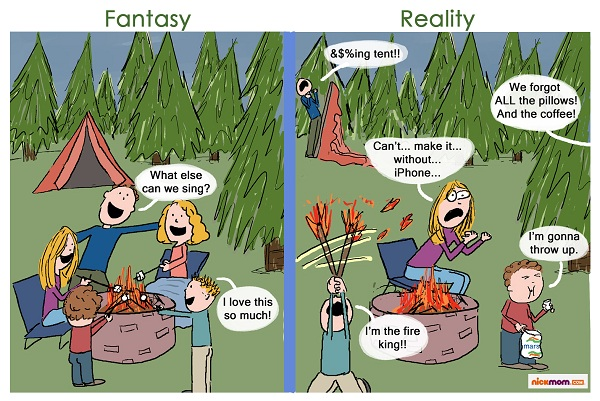 Similar Galleries  Funny Camping Pictures  Camping Clipart