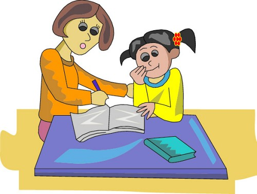 teacher helping student clipart clipart suggest