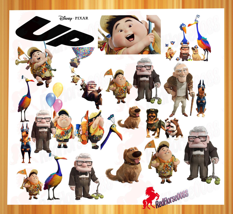 Pixar's Up Clip Art – Cliparts