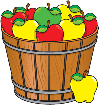Image result for apple fall clipart