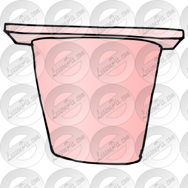 Cup Picture For Classroom   Therapy Use   Great Pudding Cup Clipart