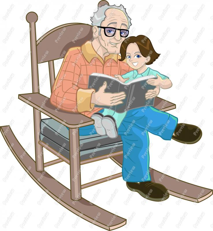 Grandpa And Grandson Clipart Clipart Suggest