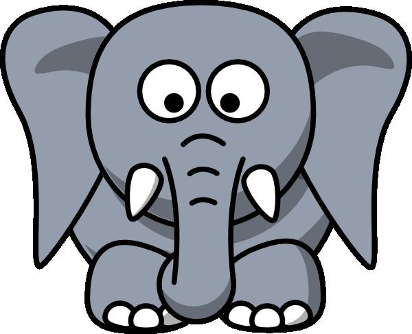 Elephant Face Clipart - Clipart Suggest - photo#35