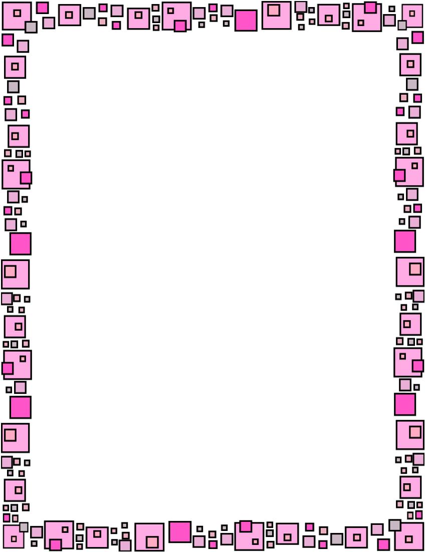 frame pink page frames more frames boxes frame boxes frame pink