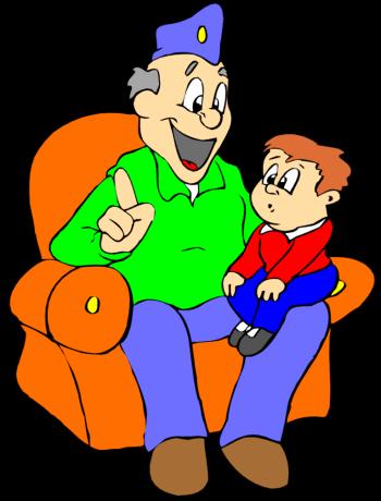 Clip Art Grandpa Clipart grandfather clipart kid s experience motivation