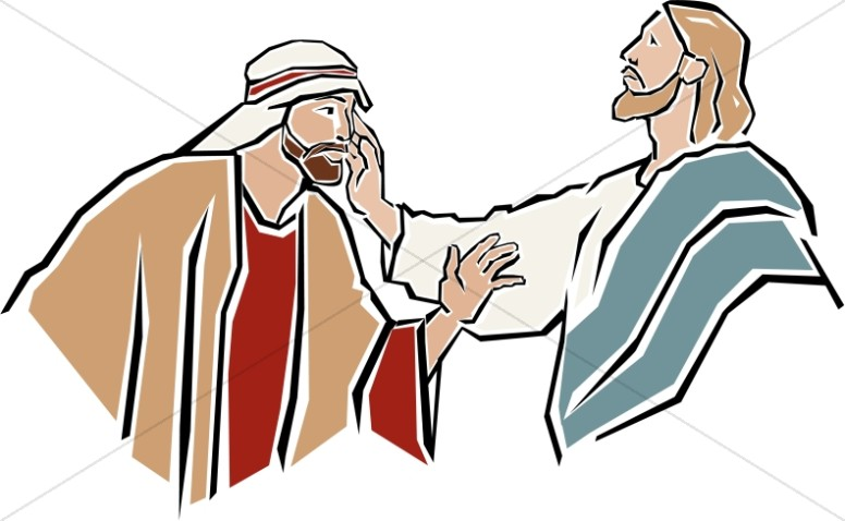 clipart of jesus healing - photo #2