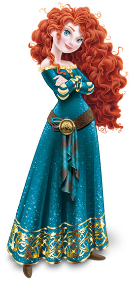 Merida New Look   Disney Princess Photo  34230328    Fanpop