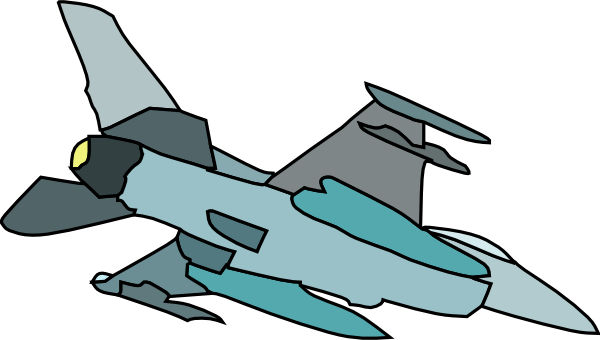 Fighter Plane Clipart - Clipart Kid
