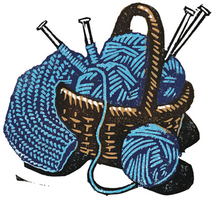 Knit and Crochet Clip Art