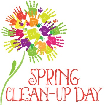 Park Place Blog   Spring Clean Up Graphic